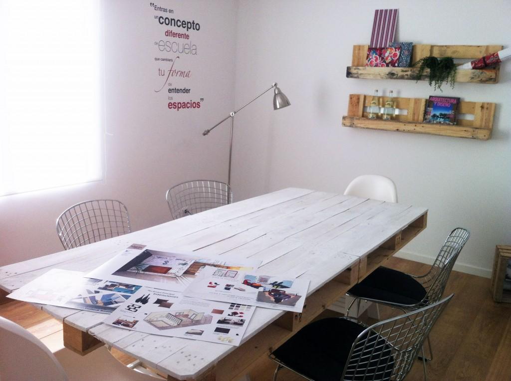 proyecto de interiorismo finalizado