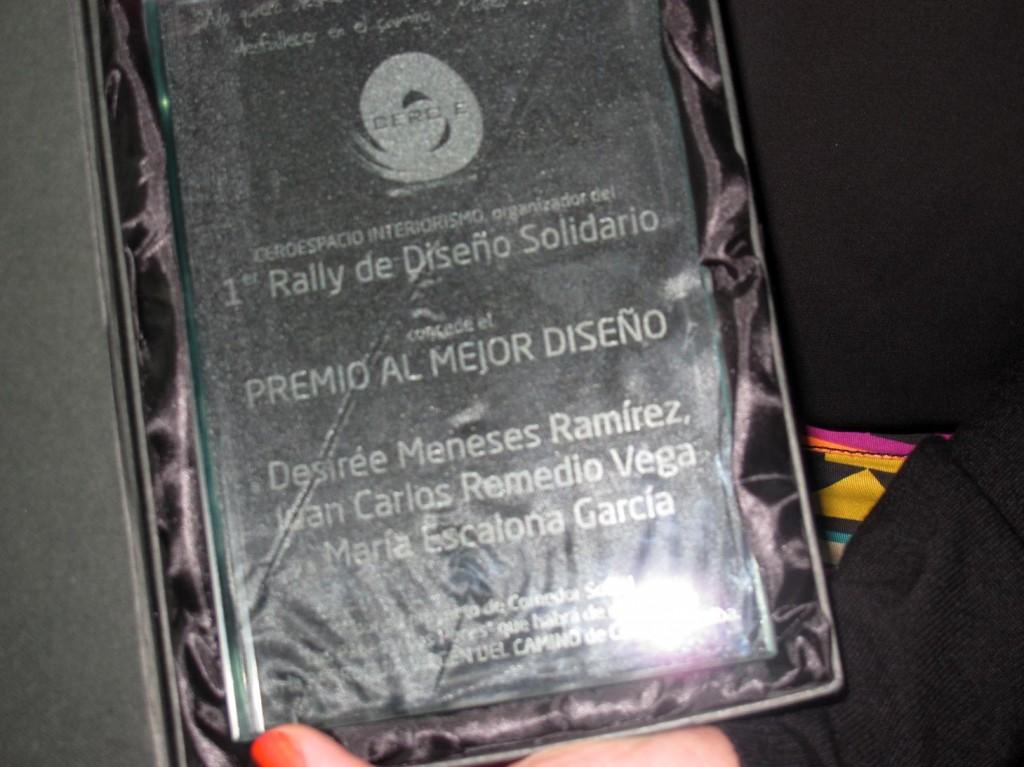 Placa-ganadores-rally diseño-esmadeco