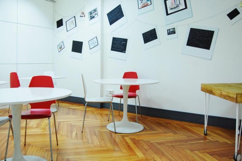 Instalaciones de la escuela madrile a de decoraci n - Escuela decoracion madrid ...