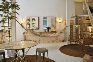 Caravan, es una tienda nueva que abrió a principios de este año y que pertenece a Madrid in Love.