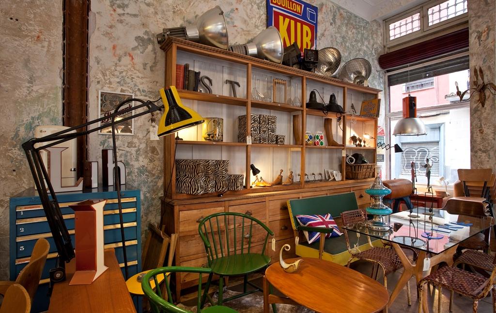 Tienda Vintage Decoracion Madrid ~ una tienda de mobiliario y decoraci?n de inspiraci?n v intage, Retro
