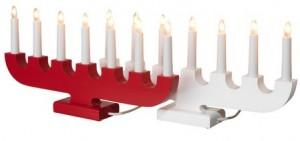 candelabros ikea