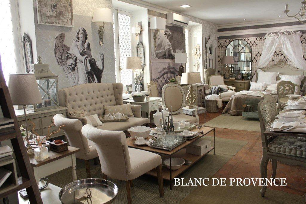 Blanc de Provence, una tienda muy especial que te transporta a la campiña francesa