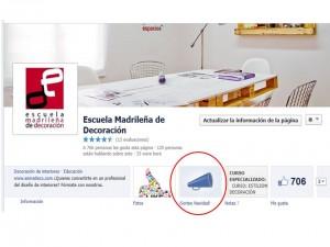 Concurso facebook ejemplo