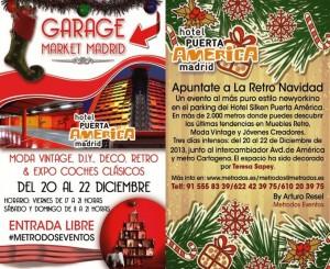 garage market Escuela Madrileña de Decoración