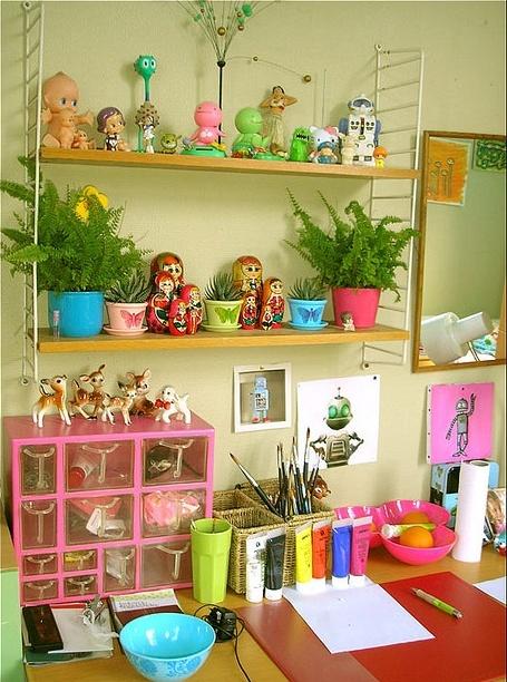 escuela madrileña de decoracion kisch