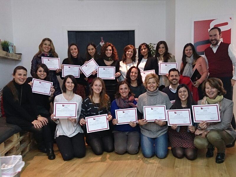 Alumnos Escuela Madrileña de Decoración