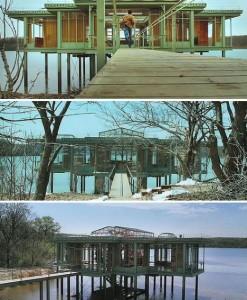 casas de pelicula la casa del lago