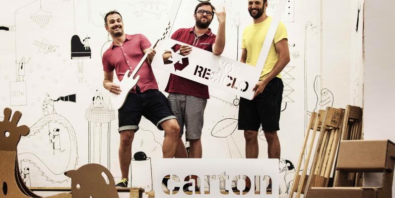 CartonLab Escuela Madrileña de Decoración