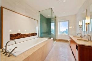 El lobo de Wall Street casas de decoracion baño