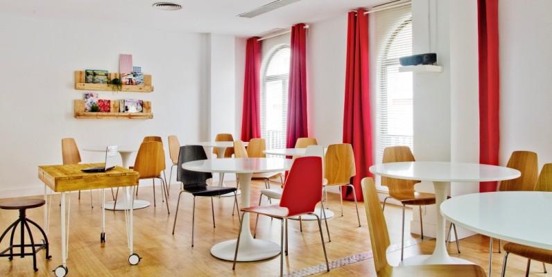aula escuela madrileña de decoración