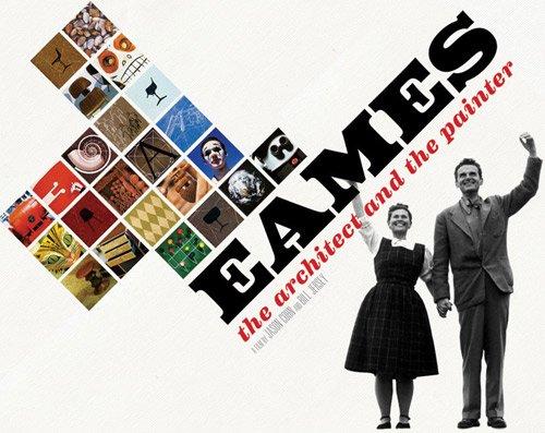 Los Eames: el arquitecto y la pintora