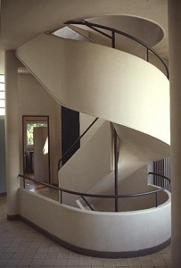 savoye Le Corbusier escuela madrileña de decoración
