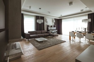 apartamento lujo escuela madrid decoración