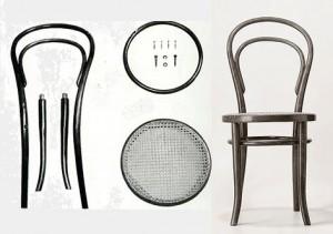 sillas de diseño escuela