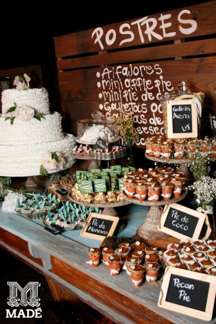 decoración bodas esmadeco