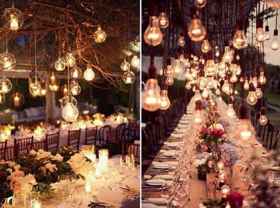 Decoración de bodas: estilo campestre, rústico y vintage