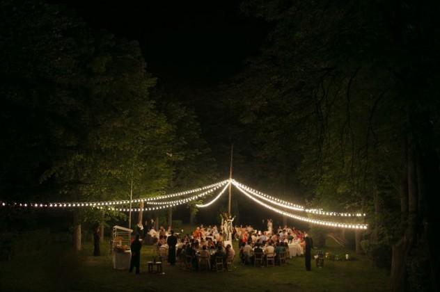 decoración iluminación bodas esmadeco
