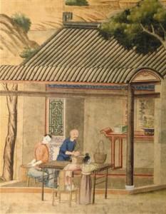 Repasamos la historia del papel pintado - Papel pintado antiguo ...
