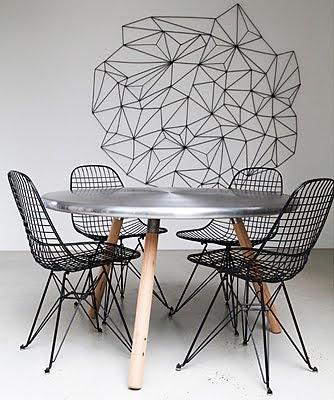 decoración geométrico esmadeco