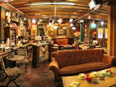 Friends central perk home style escuela madrileña decoración esmadeco