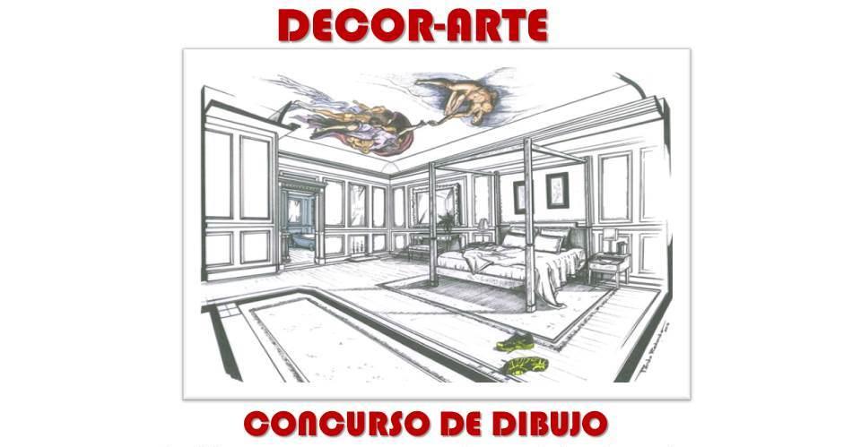 I Concurso de Dibujo DECOR-ARTE