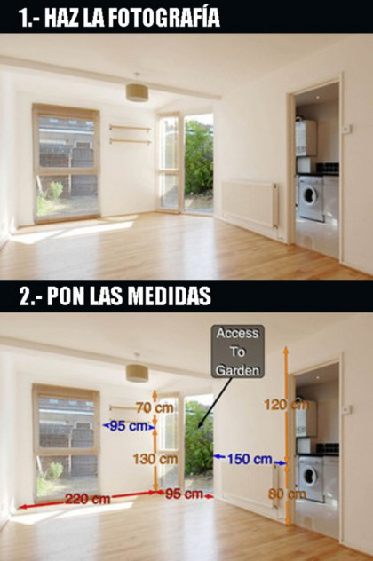 Apps que te ayudan a decorar photomedida