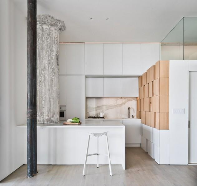 reforma Brooklyn decoración interiorismo esmadeco