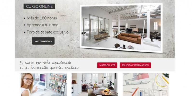 escuela madrileña decoración esmadeco curso online