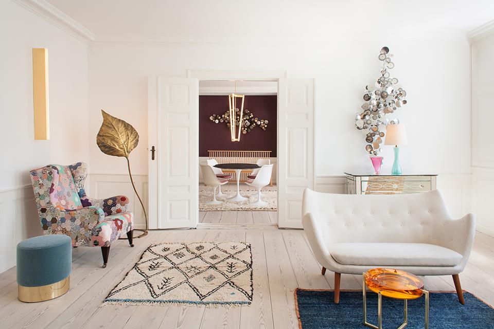 The Apartment Un Showroom De Decoraci N