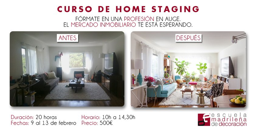 Curso de home staging y curso de fotograf a en madrid - Home staging madrid ...