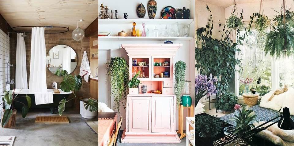 Estilos decorativos: Bohemian Chic