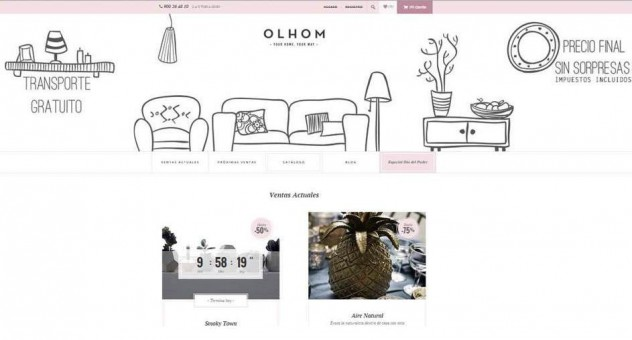 olhom pagina web