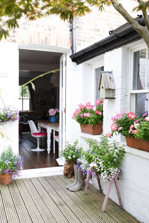decoracion de terrazas suelo madera