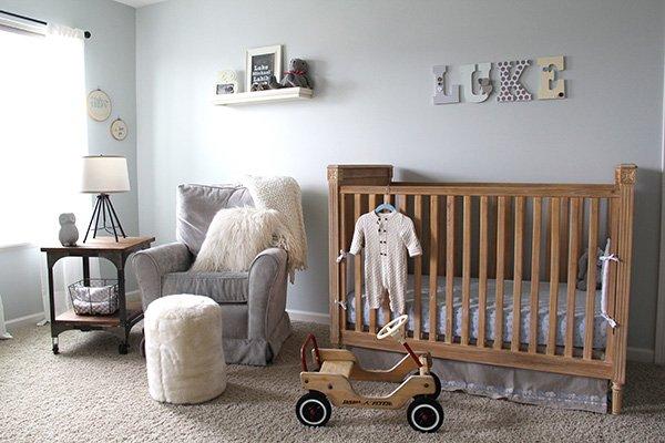 Decoración en habitaciones infantiles