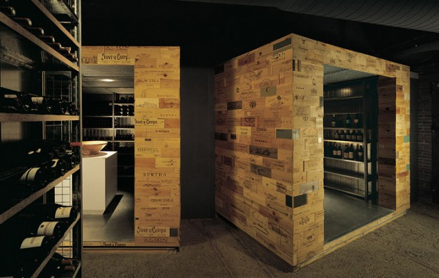 bodega del Celler de Can Roca