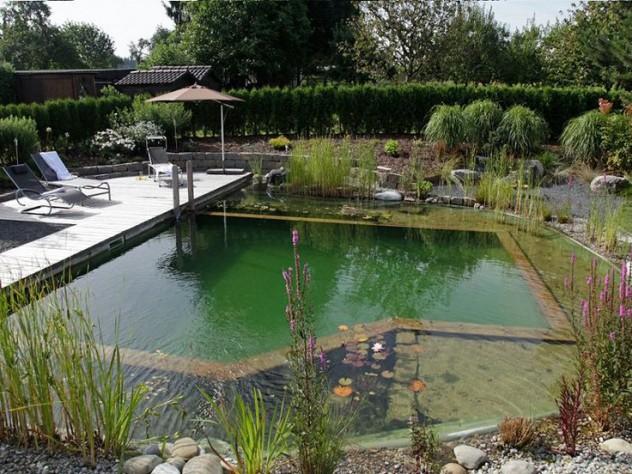 piscinas naturales y ecológicas