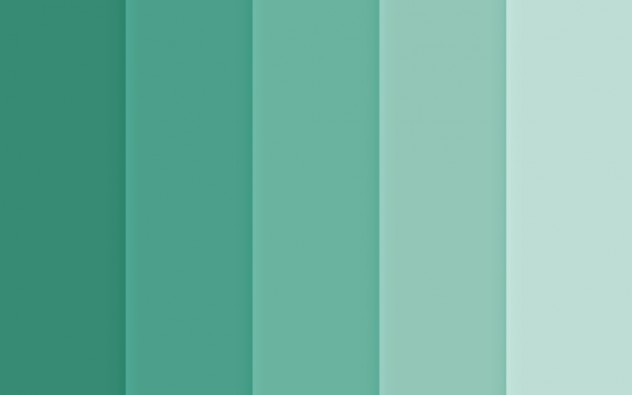 Verde agua marina porqu es tendencia este a o esmadeco for Color aguamarina
