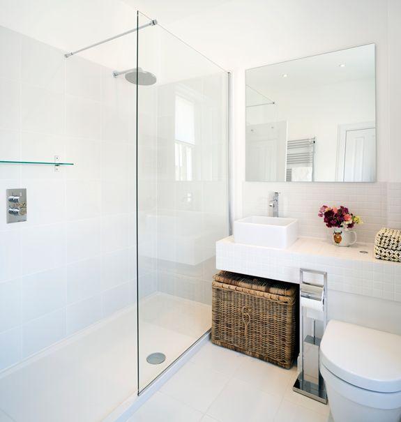 Consejos decorativos para ampliar baños