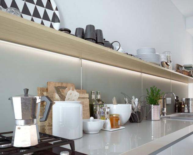 Consejos decorativos para ampliar cocinas
