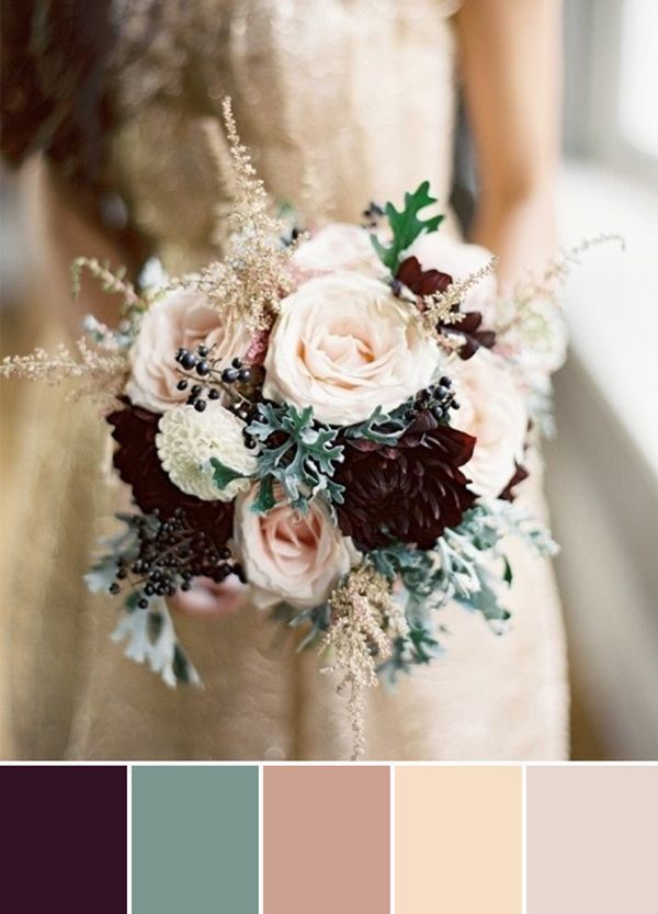 ramo de flores wedding planner