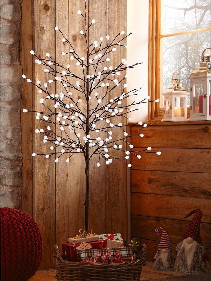 decorar tu árbol de Navidad manera original