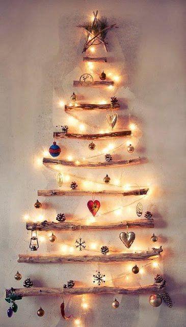 decoración original para árbol de navidad