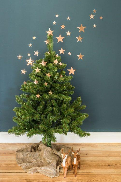 como decorar tu árbol de Navidad
