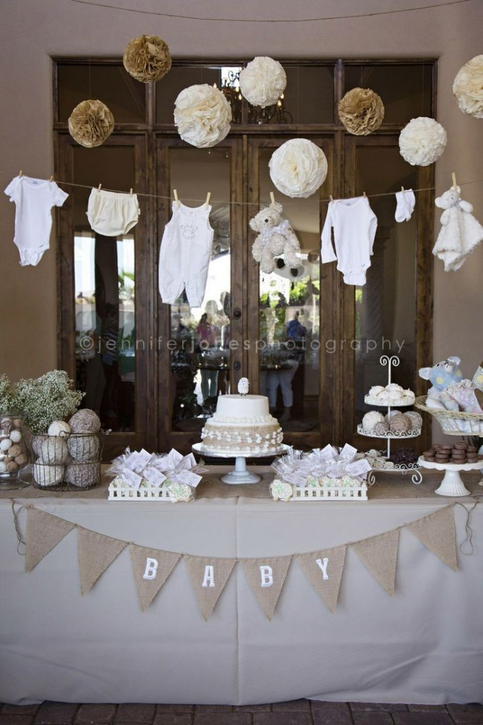 babyshower decoracion