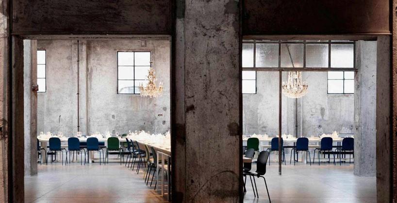 diseño de interiores restaurante