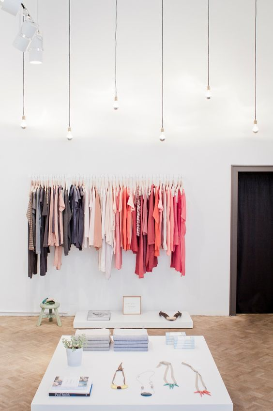 visual merchandising madrid y escaparatismo