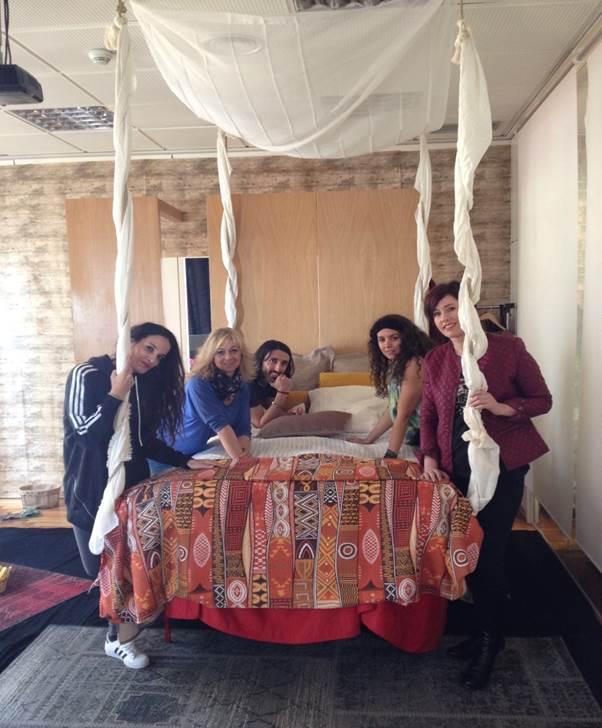 alumnas curso de estilismo esmadeco madrid