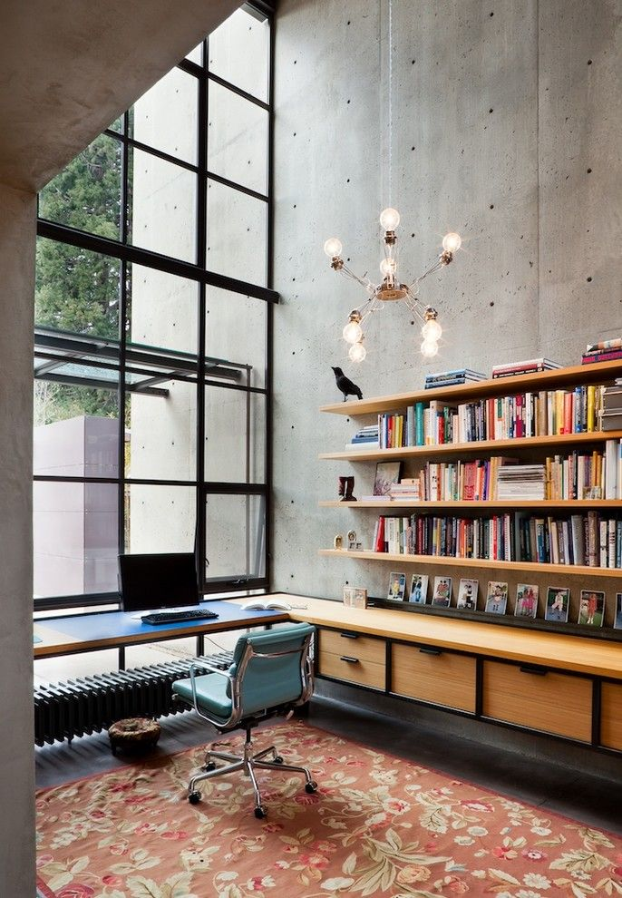 estilo loft despacho