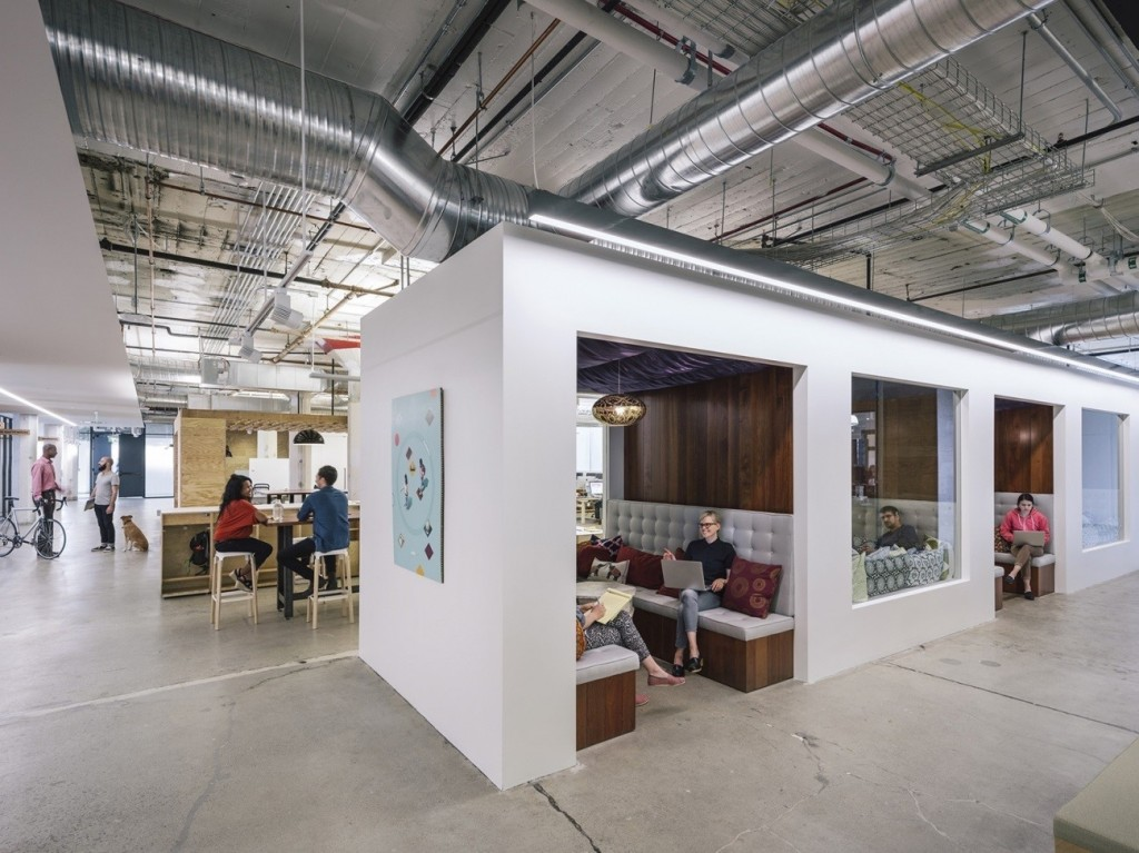 interiorismo corporativo airbnb